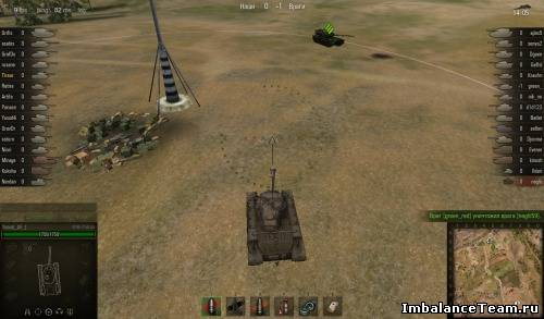 World of Tanks zoom мод