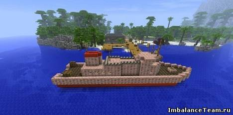 Minecraft Far Cry карта