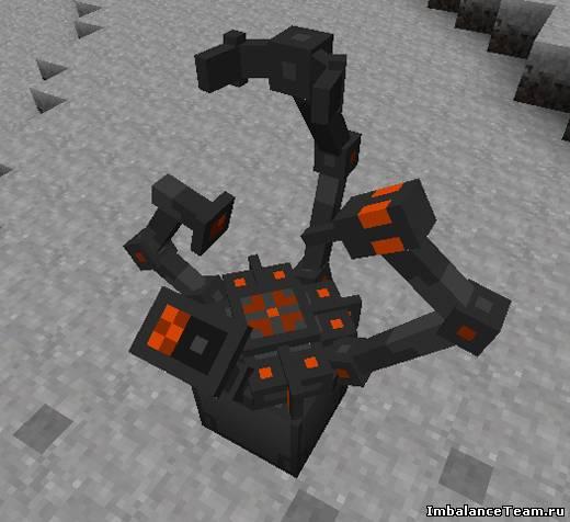 Minecraft мод Galacticraft