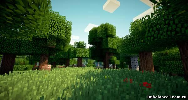 Minecraft мод Optifine