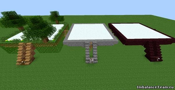 Minecraft мод War