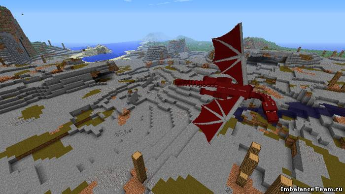Minecraft рпг мод