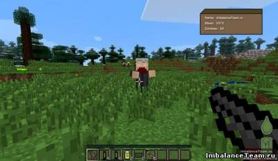 Minecraft day z мод