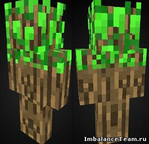 Скин дерева для Minecraft